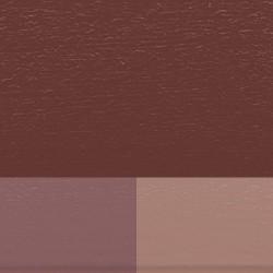 Rautaoksidin punainen tumma
