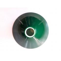 Glasskärm, grön