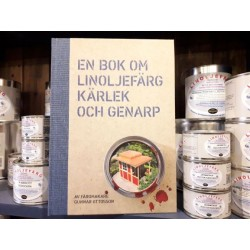 En bok om linoljefärg..