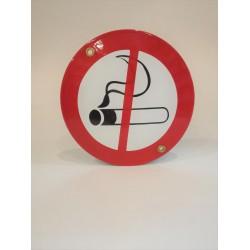 Rökning förbjudet, skylt